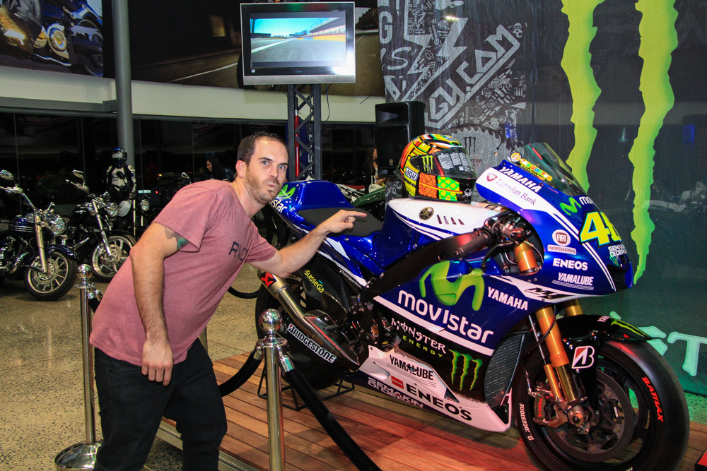 monster edition limitee rossi